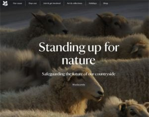 National Trust website