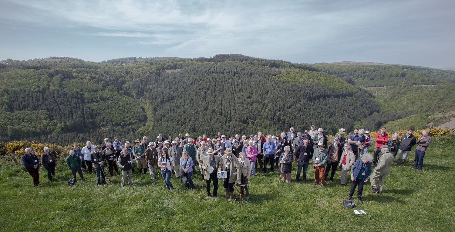 Royal Forestry Society Visit to Fingle Woods